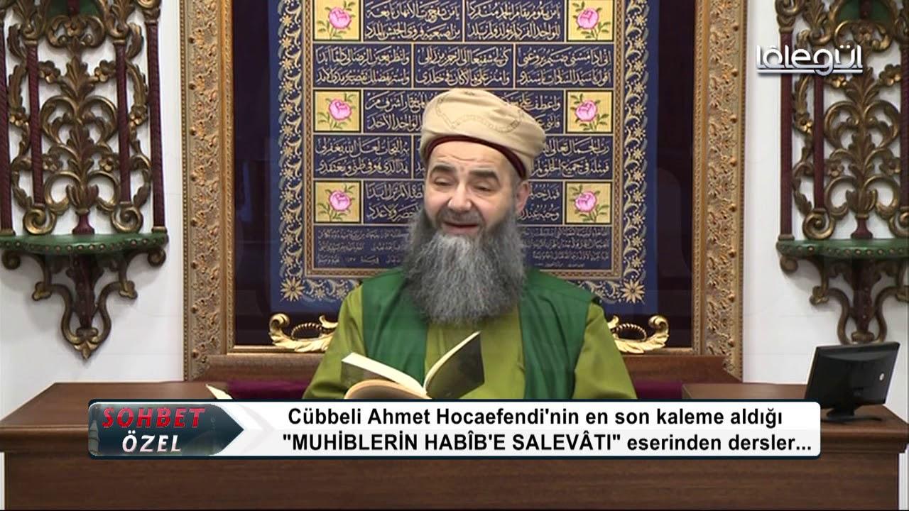 18 Nisan 2019 Tarihli Sohbet Özel - Cübbeli Ahmet Hocaefendi Lâlegül TV