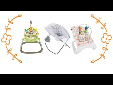 Fisher-Price Best Possible Start Baby Gear Sweeps