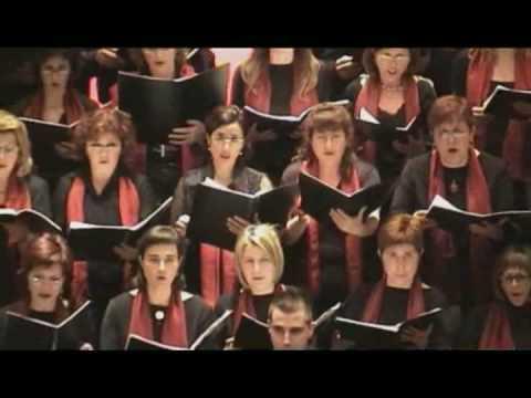 Banda de Música de Ferreries - Oratorio Olympique Part12 Ida Gotkovsky