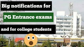 Attention College Students And Also PG Students    University Of Kashmir    Kashmir University