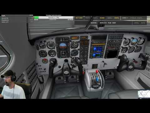 Piper PA46 Malibu Meridian X-plane Pilotedge FSEconomy