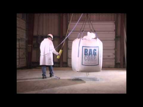B.A.G. Corp. Drop Test