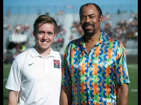 Walt Frazier Halftime Interview - SIU Homecoming 2017