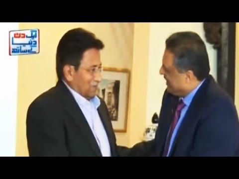 Pervez Musharraf in