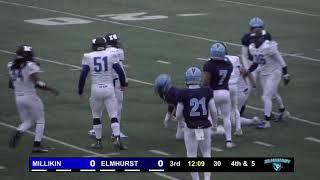 f41ead47f 2018-10-20 Elmhurst College Football vs Millikin University