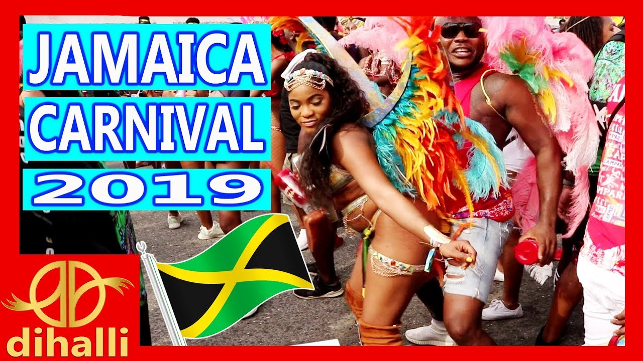 JAMAICA CARNIVAL ROAD MARCH