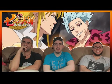 Download The One Who Stands Against a God!! | Seven Deadly Sins Season 5 Episode 11 Reaction