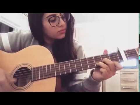 وائل كفوري - كذابين Wael kfoury - kezzabeen (جيتار guitar)