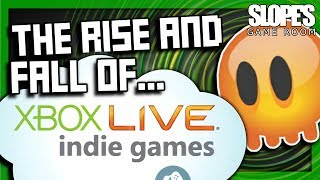 The rise & fall of XBOX Live: Indie Games - SGR (feat. Lazy Game Reviews)