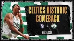Pierce Leads Celtics In Historic Comeback! | #NBATogetherLive Classic Game