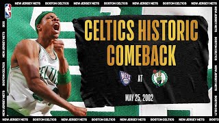 Pierce Leads Celtics In Historic Comeback! | #NBATogetherLive Classic Game