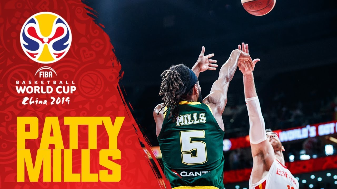 Patty Mills (32 PTS) left it all on the court in the Semi