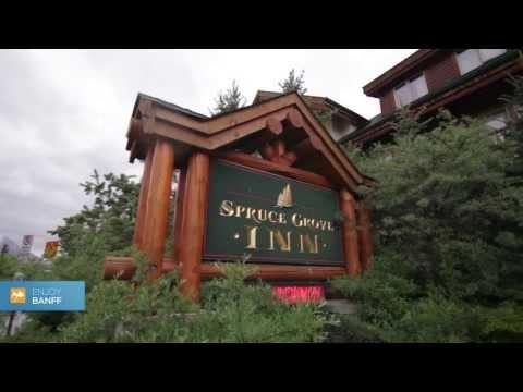 Spruce Grove Inn | Banff Accommodation