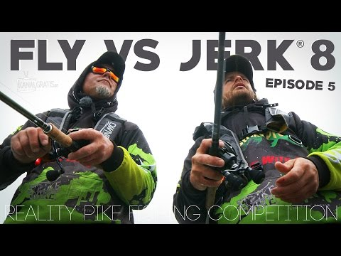 Fly vs Jerk 8 - EPISODE 5 - Kanalgratis.se (with German, French & Dutch subtitles)