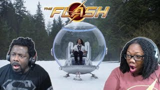 The Flash 5x19 REACTION/DISCUSSION!! {SNOW PACT}