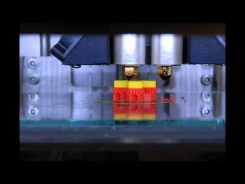 0 - 3ntr A4 3D-Printer