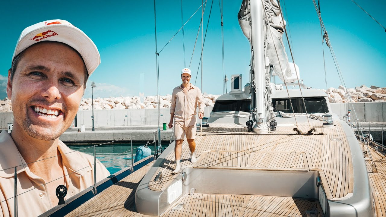 Download LETS GO YACHT HUNTING! TIME FOR A 100ft SAILING YACHT??? | VLOGˢ 30