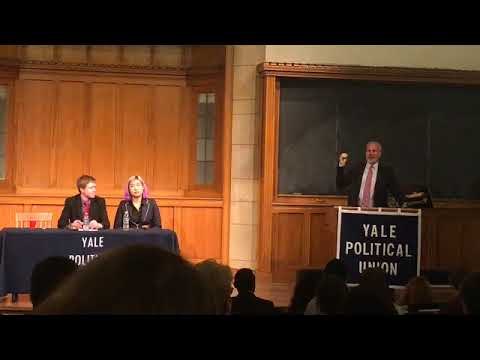 🔴 Peter Schiff Debates Abolishing Minimum Wage at Yale Polit