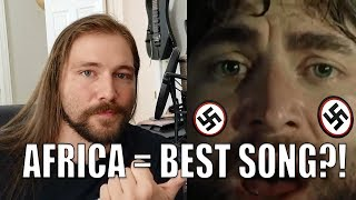 AFRICA = BEST SONG EVER!??! (Toto Are N@zis) | Mike The Music Snob Reacts