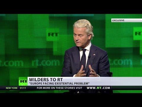 'Open borders, no assimilation - toxic combination' - Geert Wilders (Exclusive)