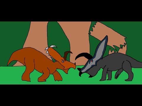 BRS3 Pentaceratops Vs Torosaurus (Read description)