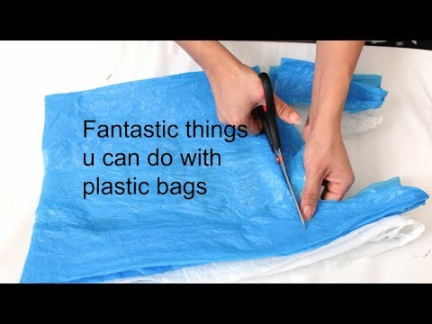 Fantastic Things You Can Do With Plastic Bag Must Try Project Inspiration Kidzone