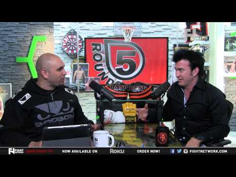 5 Rounds Today with Jerin Valel: UFC Fight Night Brazil, Life of a Referee, UFC Fairfax