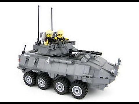 Brickmania LAV-25