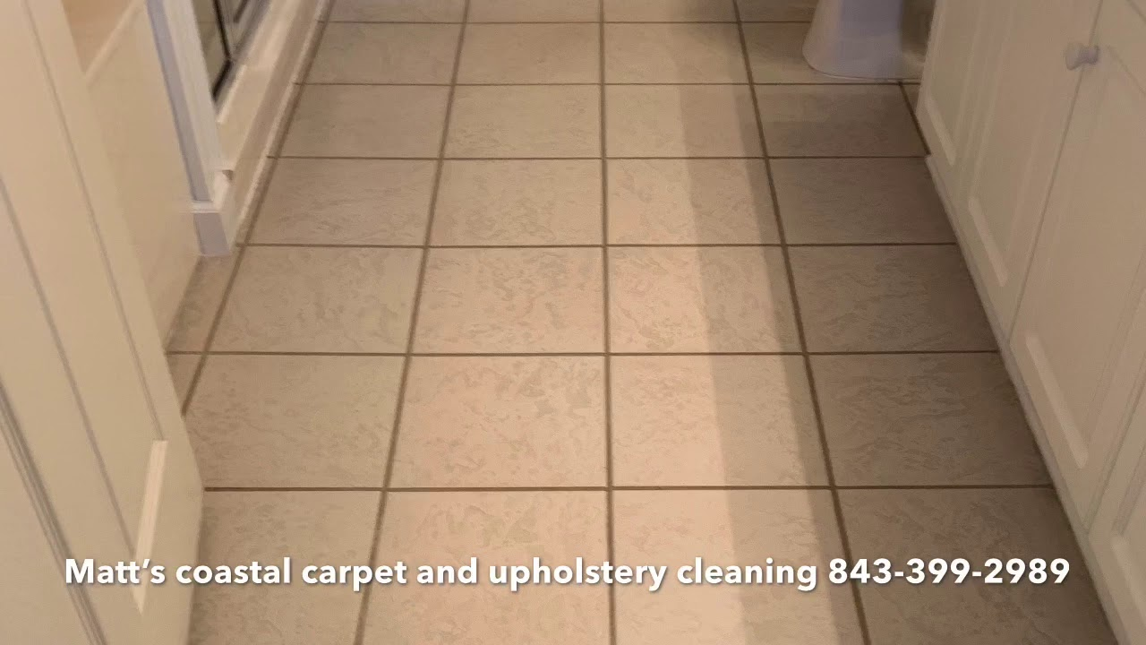 tile grout cleaning north myrtle