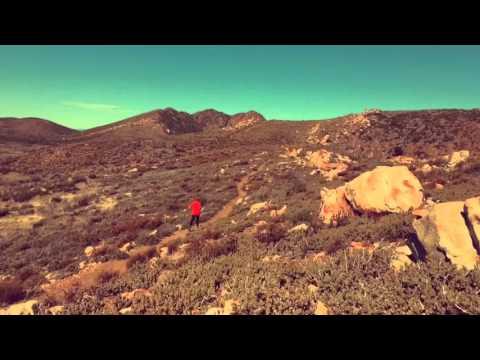 Dirk Whitebreast | Pacific Crest Trail Run | January 25, 2016
