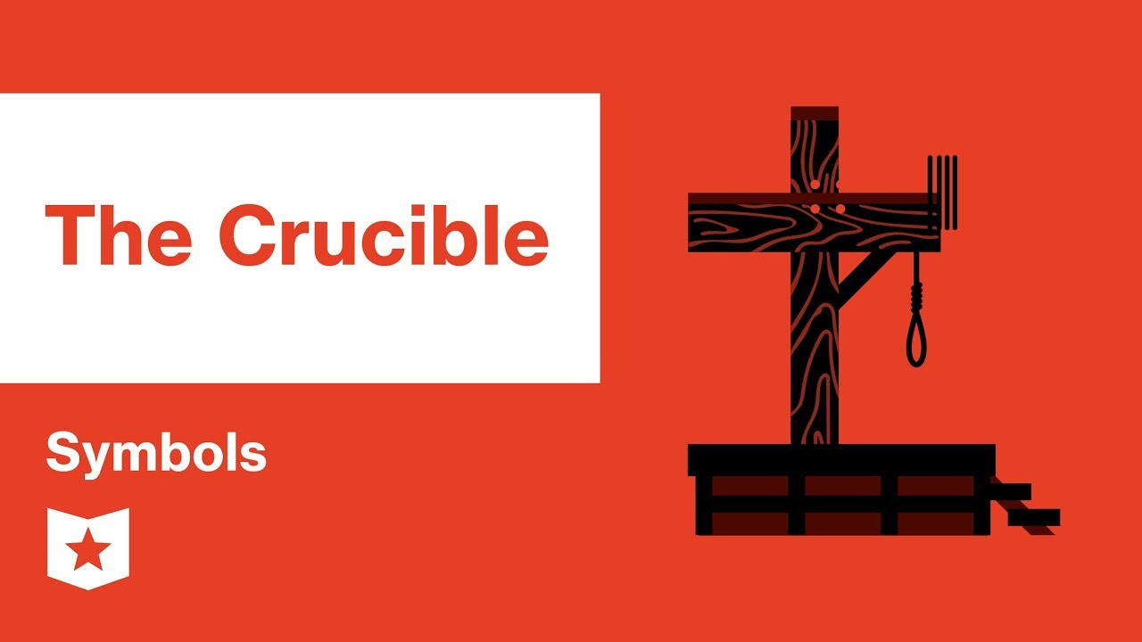 The Crucible By Arthur Miller Symbols Youtube