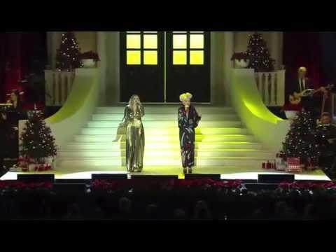 """Jóhanna Guðrún and Svala - """"Don't save it all for Christmas day"""" - Yohanna"""