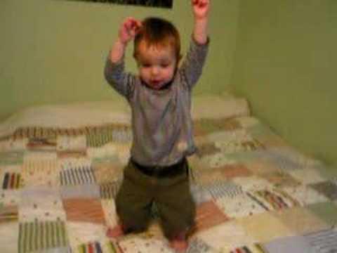 Black Keys Kid!  He's Got Rhythm!