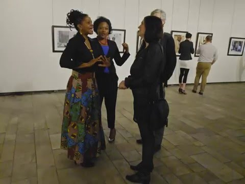 Quotidian Life opening  at Pretoria Art Museum 2016