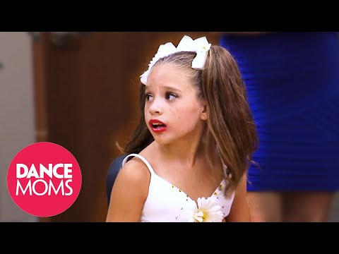 Mackenzie FALLS OVER During Group Performance! (Season 3 Flashback)   Dance Moms