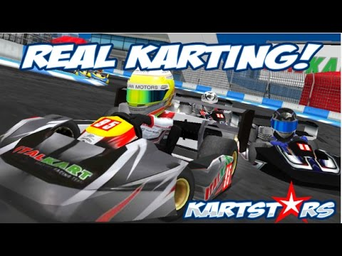 Kart Stars Android Racing Game Video Free Car Games To