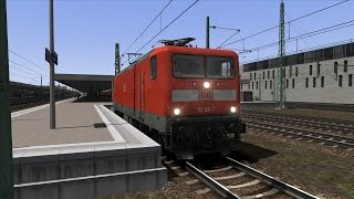 LET'S PLAY Train Simulator 2016/ Wie funktioniert der TS und die PZB/LZB ? [Full HD]
