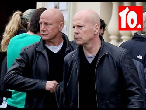 Top 10 Famous Actors With Their Stunt Doubles