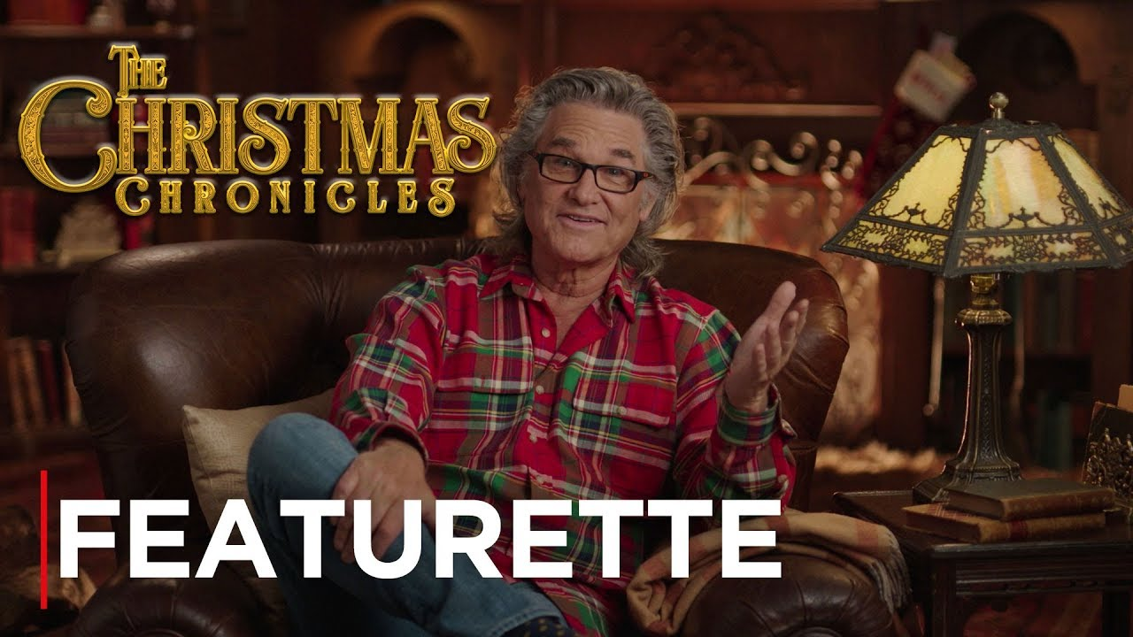 A Christmas Chronicles.The Christmas Chronicles Featurette True Believers Hd Netflix