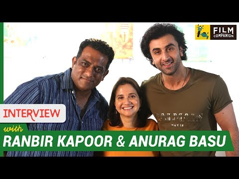 Ranbir Kapoor & Anurag Basu Interview with Anupama Chopra | Jagga Jasoos