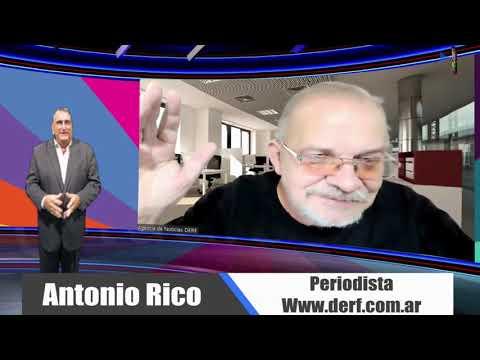 Antonio Rico: Si Cristo viviera