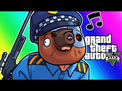GTA5 Online Funny Moments - Undercover Cop Wrecks Our Heist Setup!
