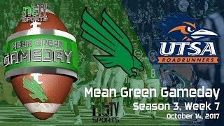 Mean Green Gameday - Season 3, Week 7 vs UTSA