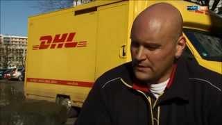 Deutsche Post DHL wirtschaftet auf dem Rücken seiner Mitarbeiter