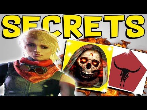Destiny 2 - AMANDA HOLLIDAY'S PARENTS REVEALED! Secret Hideout, Hidden Evil, & Starwars Easteregg