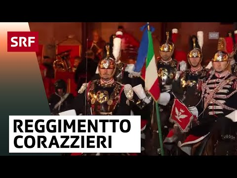 Reggimentto Corazzieri - Italien - Basel Tattoo 2017 vom 16.9.2017
