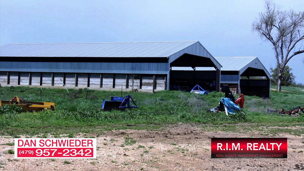 Chicken House Farm cincinnati arkansas chicken farm for sale - 10 house broiler farm