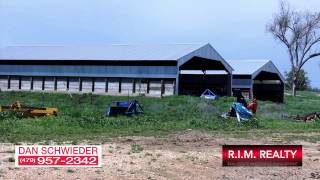 Cincinnati Arkansas Chicken Farm For Sale - 10 house broiler farm (under contract)