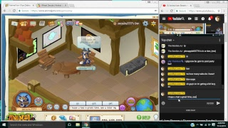 Animal Jam Stream + Giveaway { every 3 subs }