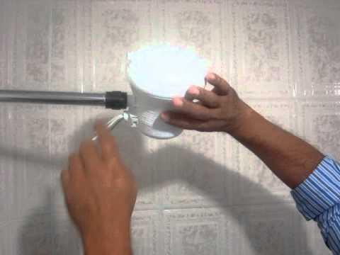Instalacion regadera electrica lorenzetti parte1 youtube for Como funciona una regadera electrica